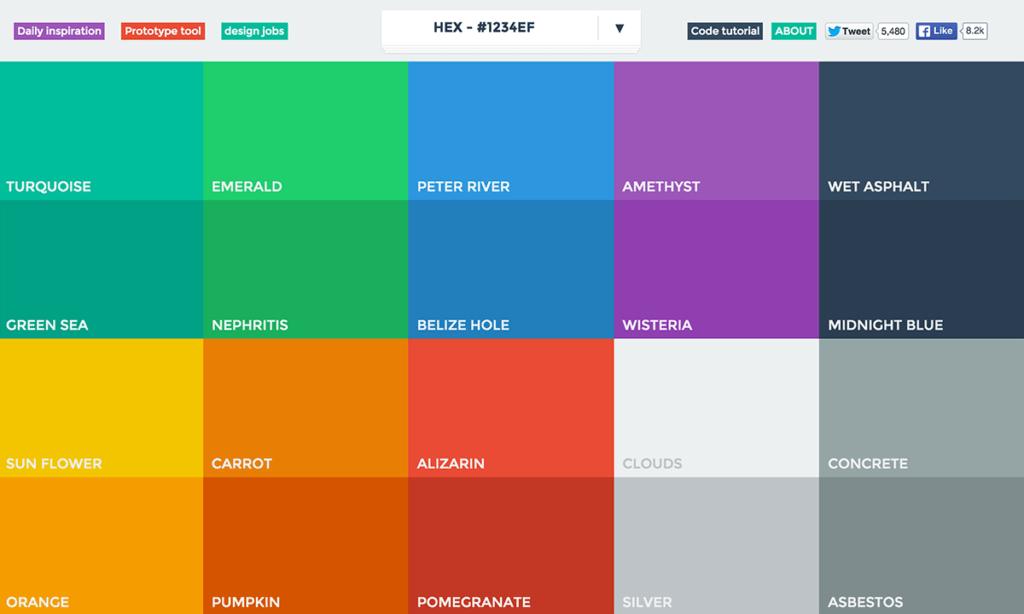 Web Sitesi Güncelleme de Renk Kullanımı